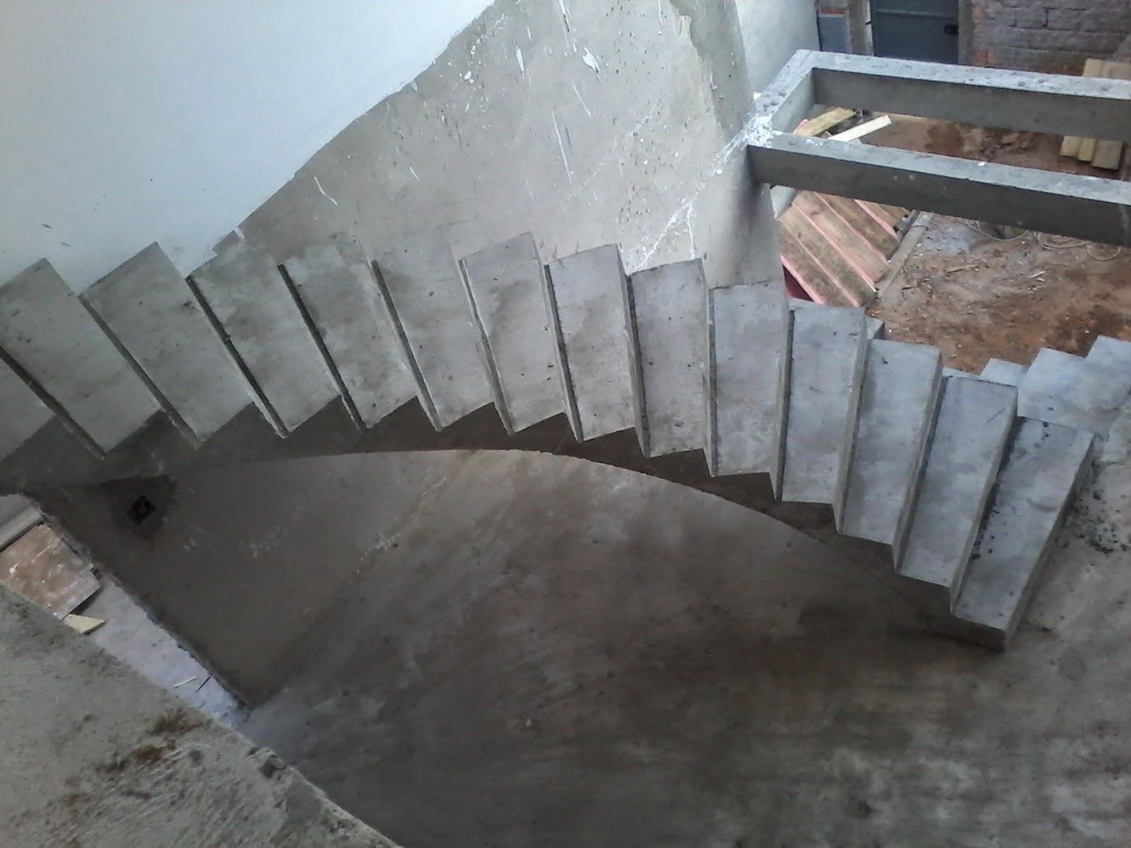 BAURAF schody betonowe